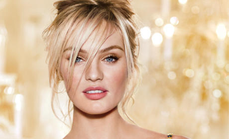 Candice Swanepoel to Wear $10 MILLION Bra at Victoria's Secret Fashion Show