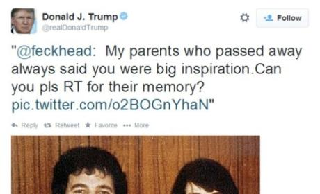 Donald Trump Re-Tweets Photo of Serial Killers, Falls Victim to Own Ego