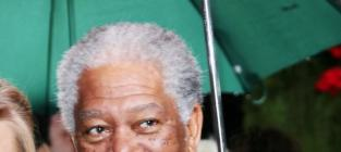 Morgan Freeman Affair with E'Dena Hines - His Step-Granddaugher - Alleged By Tabloid