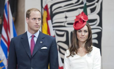 "Prince William Visits Ex-Girlfriend Jecca Craig In Africa! Kate Middleton ""FURIOUS?"""