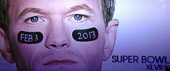 Neil Patrick Harris Super Bowl Ad Still