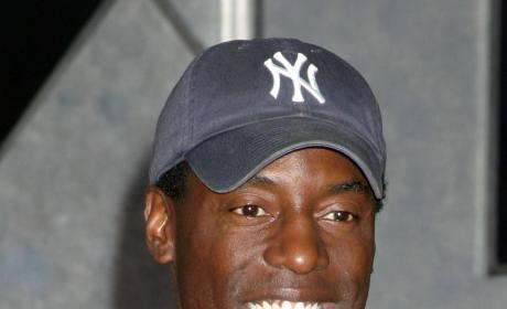 Isaiah Washington Yankees Fan