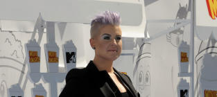 Kelly Osbourne at MTV Movie Awards