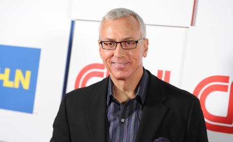 Dr. Drew Pinsky CNN TCA Winter Party 2014