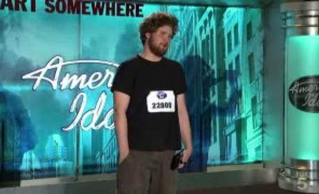 Casey Abrams Audition