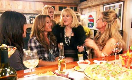 The Real Housewives of NYC Recap: Ramona Singer Takes the Crazy Title