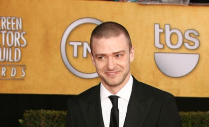 SAG Awards Fashion Face-Off: Justin Timberlake vs. James Franco