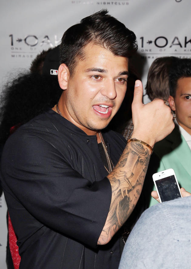 Photo of Rob Kardashian