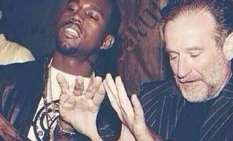 Kanye West Tweets Touching Tribute to Robin Williams: What Did Yeezus Say?