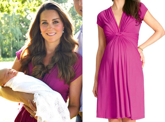 Kate Middleton Maternity Dress
