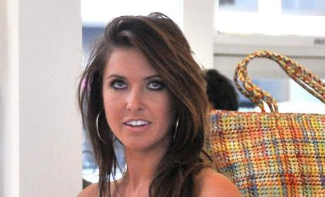 Audrina Patridge: Moving in with Justin-Bobby?!