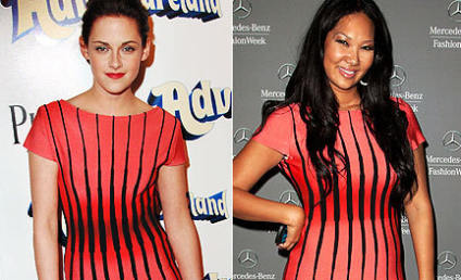 Fashion Face-Off: Kristen Stewart vs. Kimora Lee Simmons