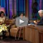 Gabby Douglas Reveals Post-Victory McDonald's Meal as Jay Leno Smiles, Michelle Obama Rolls Eyes
