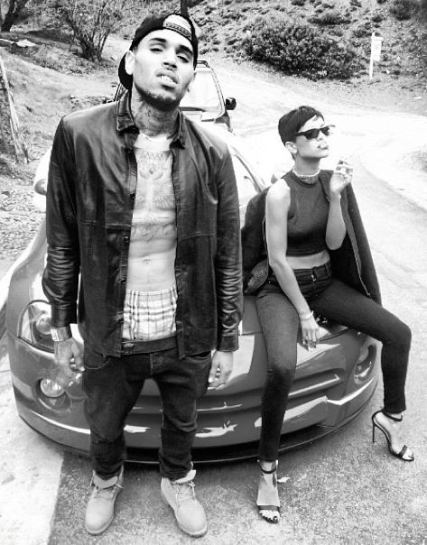 Chris Brown, Rihanna: Thug Life