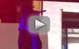 Tyga Brings Kylie Jenner on Stage, Crowd Goes INSANE!