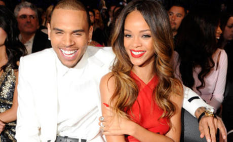 Chris Brown and Rihanna Get NASTY ... on Twitter!
