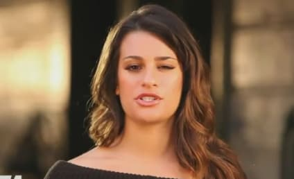 Lea Michele for PETA: Save the Horses!