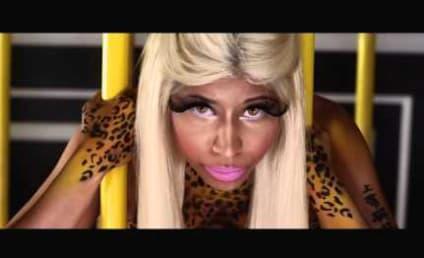 "BET Bans Nicki Minaj's ""Stupid Hoe"" Video"