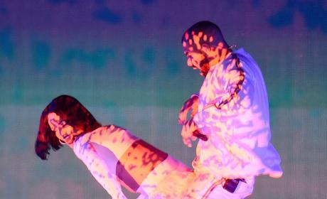 Rihanna Grinds Against Drake