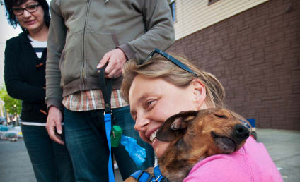 Dog Embraces Woman Who Saved Him, Internet Swoons