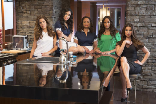 Devious Maids Cast