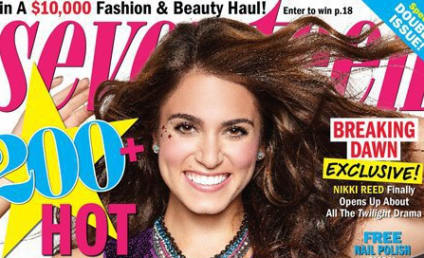 Nikki Reed Gets Personal with Seventeen