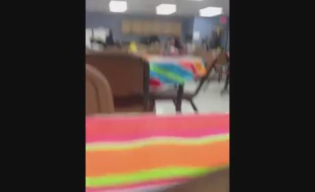 Walmart Employee Punches Out Manager After Heated Confrontation