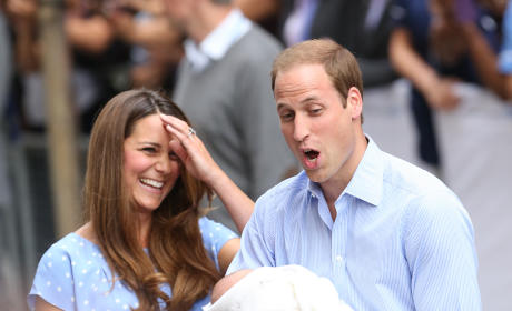 Royal Baby's Parents