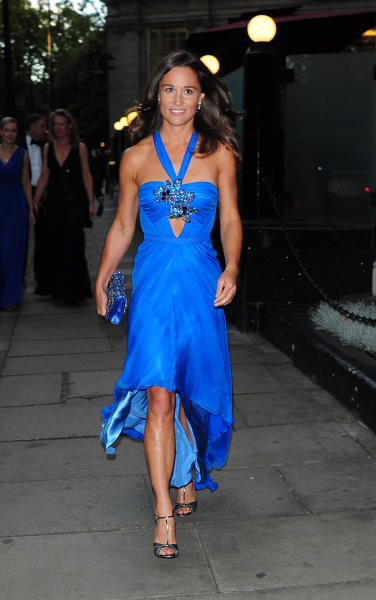 Pippa Middleton: 2016 Boodles Boxing Ball
