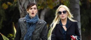 Ali Lohan: Still Really Freaking Skinny