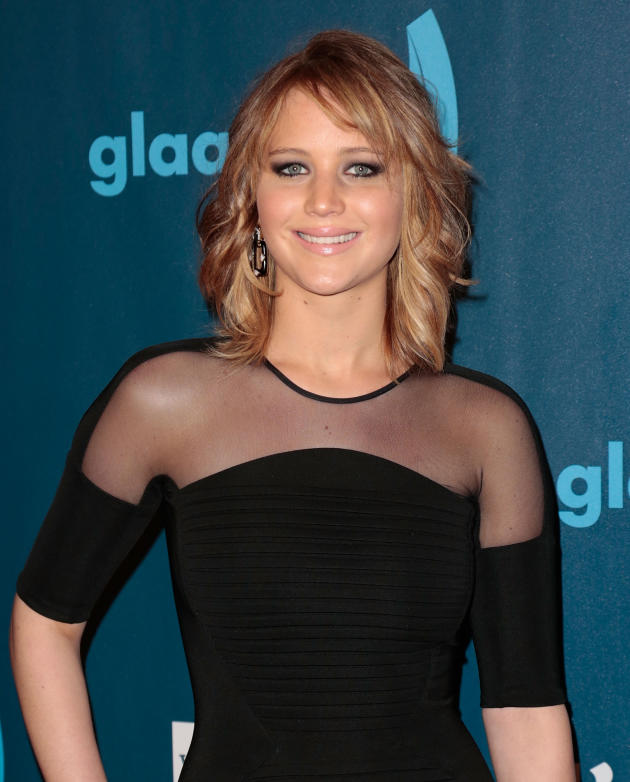 Jennifer Lawrence: Nude Photos of Me Are Illegal and WRONG