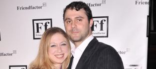 Chelsea Clinton & Marc Mezvinsky: Together, Happy!