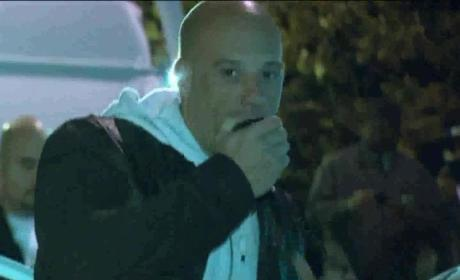 Vin Diesel Speaks to Crowd at Paul Walker Memorial