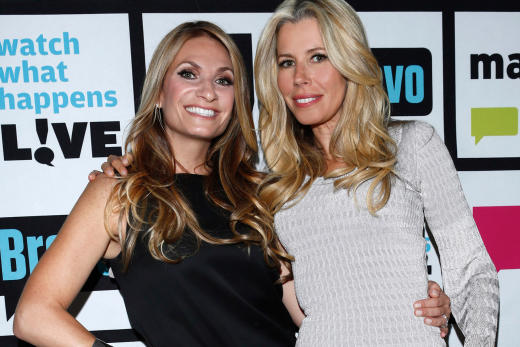 Heather Thomson and Aviva Drescher