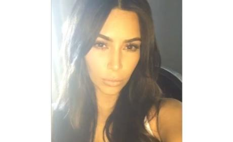 Kim Kardashian: F--k You, Haters!