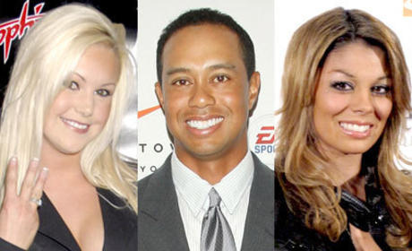 Tiger Woods Mistresses Just Can't Quit Him