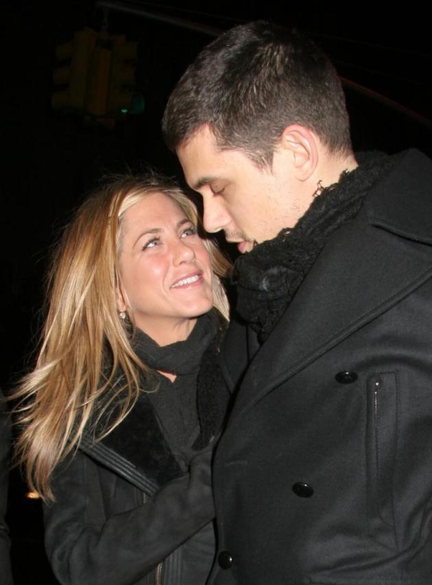 Jennifer Aniston, Boyfriend