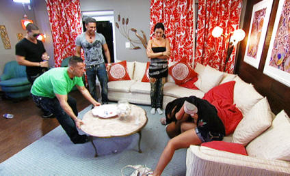Celebrity of the Year Finalist #4: The Jersey Shore Cast!