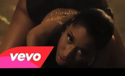"Nicki Minaj Lets Out ""Anaconda,"" Full Song and Video Teaser"