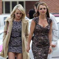 Jamie Lynn and Britney Pic