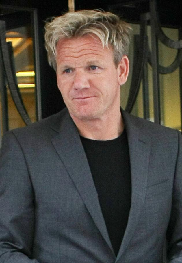 Gordon Ramsay Pic