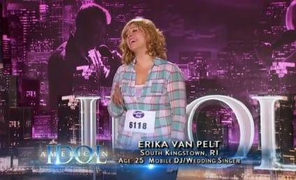 Erika Van Pelt: Mobile DJ, Wedding Singer, American Idol Hopeful