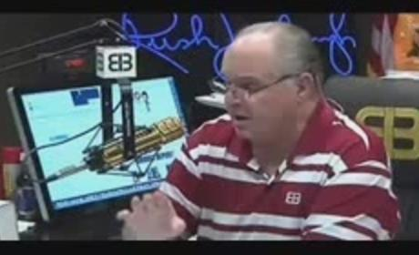 Rush Limbaugh: Ashamed of America!