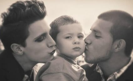 Kailyn Lowry Son Poses For Gay Rights Campaign, Jo Rivera Reacts on Twitter