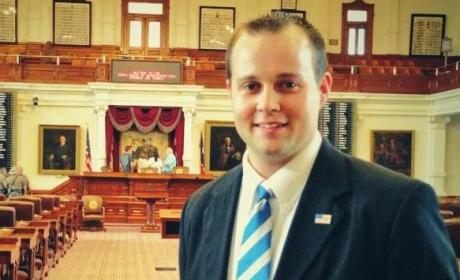 Josh Duggar: Out of Rehab! Hiding in Arkansas!