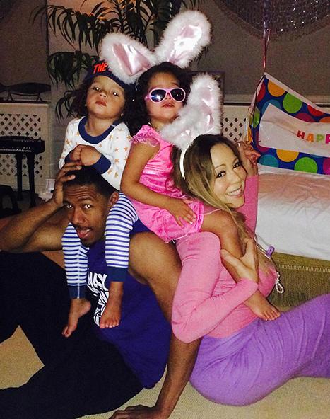 An Easter Family