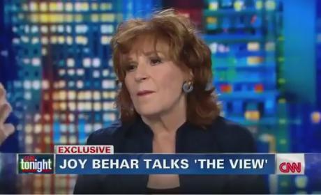 Joy Behar to Elisabeth Hasselbeck: Explain Yourself!