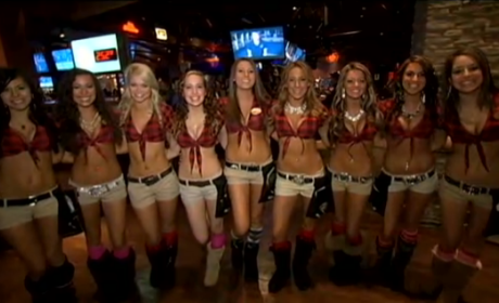 Breastaurant Trademark: Approved for Bikinis Sports Bar and Grill