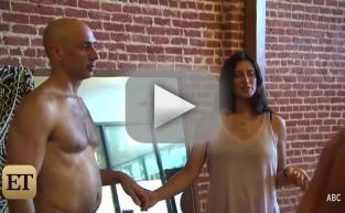 The Bachelorette Clip - Chase and JoJo Do Yoga