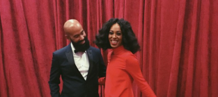 Solange Oscars Gown